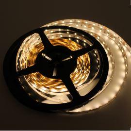 LED pásek teplá bílá délka 1 metr, SMD 3528, 60LED/m - nevodotěsný STRF 3528-60-WW