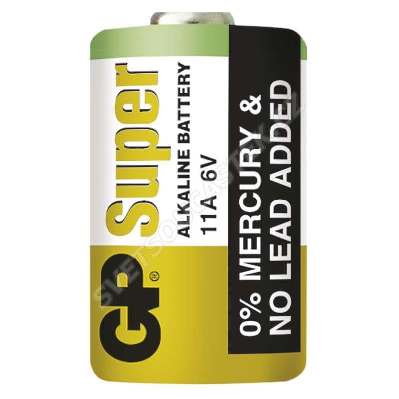 Alkalická speciální baterie GP 11AF