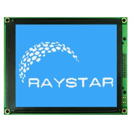Grafický LCD displej Raystar RG160128A-BIW-V