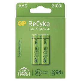 Nabíjecí baterie GP ReCyko+ 2100 HR6 (AA), 2 ks v papírové krabičce