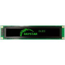 Grafický OLED displej Raystar REG010016HGPP5N00000