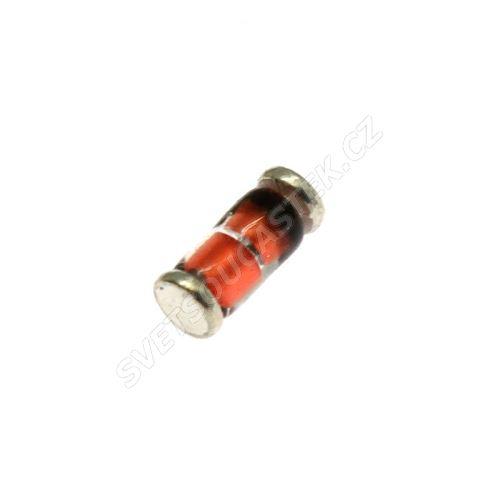 Zenerova dióda 0.5W 27V 5% SOD80 (MiniMELF) Panjit ZMM55-C27