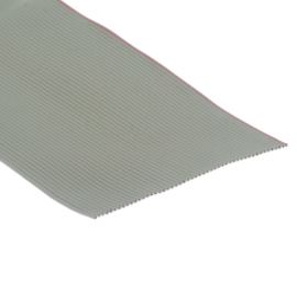 Plochý kábel AWG28 50 žil licna rozteč 1,27mm PVC šedá farba