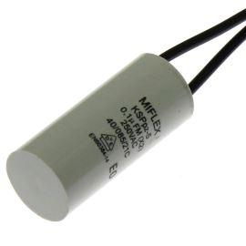 Fóliový kondenzátor odrušovací X2 100nF/250V 15.5x35.5mm Miflex KSPPZ-5 0.1uF