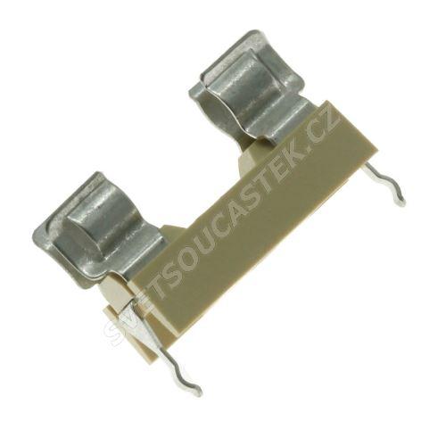 Pojistkové pouzdro pro trubičkové pojistky 5x20mm Stelvio Kontek PTF15B
