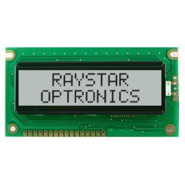 Alfanumerický LCD displej Raystar RC1602A-FHW-ESV