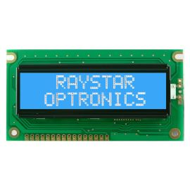 Alfanumerický LCD displej Raystar RC1602A-BIW-ESV