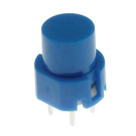 Tlačítkový spínač do DPS přímý spínací 1-pólový OFF-(ON) 0.01A 35V DC Highly KS01-BMB