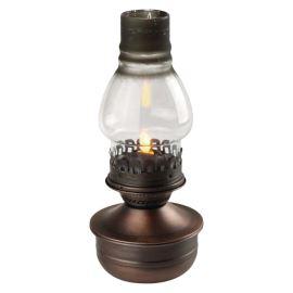 LED lucerna Vintage, 3xAA, teplá bílá + časovač Emos ZY1978