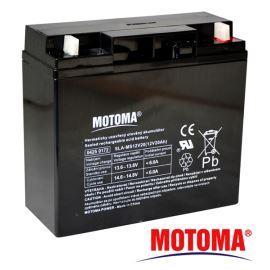 Olovený akumulátor 12V / 20Ah MOTOMA MS12V20
