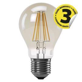 LED žiarovka Vintage A60 4W / 360 ° teplá biela E27 / 230V Emos Z74301