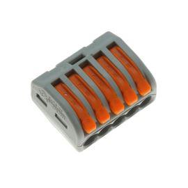 Wago svorka krabicová šedá 400V/32A WAGO 222-415