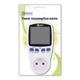 Měřič spotřeby elektrické energie 3680W/16A FHT 9999