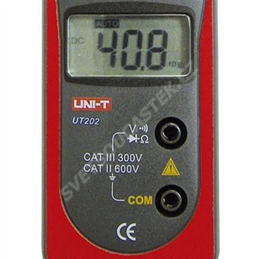 Klešťový multimetr UNI-T UT202