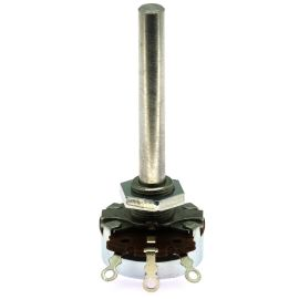 Potenciometr drátový 4W MONO 10R Ohm lineární AB Elektronik AW 10R