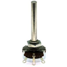 Potenciometr drátový 4W MONO 500R Ohm lineární AB Elektronik AW 500R