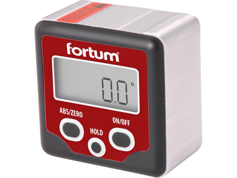 Digitální sklonoměr 0 až 360° Fortum 4780200