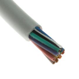 Vícežílový nestíněný datový kabel lanko  Man Boon LIYY 12x0.19mm