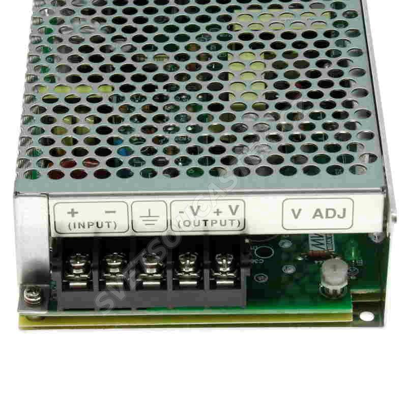 DC/DC měnič 19..36V/24V 50W Mean Well SD-50B-24