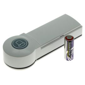 Náhradní tlačítko pro domovní bezdrátové zvonky Emos P5723T