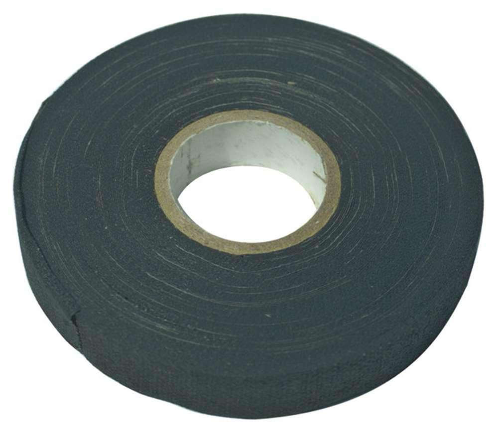 Emos Izolační páska textilní černá 15mm/15m