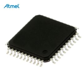 8-Bit MCU ISP 2.7-5.5V 64K-Flash 60MHz VQFP44 Atmel AT89C51ED2-RLTUM