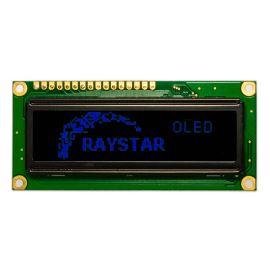 Grafický OLED displej Raystar REG010016ABPP5N00000