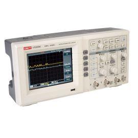 Stolní dvoukanálový digitální osciloskop 25MHz UNI-T UTD2025C