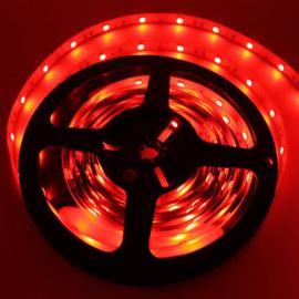 LED pásek červená délka 1 metr, SMD 5050, 30LED/m - nevodotěsný STRF 5050-30-R