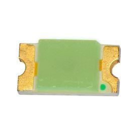 LED SMD vel. 1206 zelená 300mcd/130° Hebei 1206LGCT