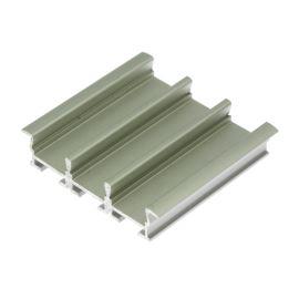 Lišta na LED pásky TRIADA-K Elox 1m KLUŚ B4477
