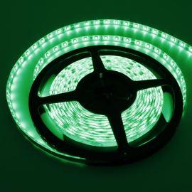 LED pásek zelená délka 1 metr, SMD 3528, 60LED/m - vodotěsný (silikagel) - IP65 STRF 3528-60-G-IP65