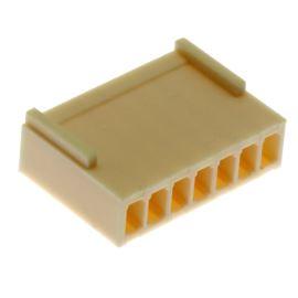 Konektor se zámkem pro 7 pinů (1x7) na kabel RM2.54mm Xinya 137-07 H