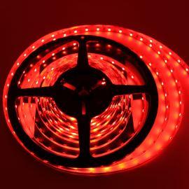 LED pásek červená délka 1 metr, SMD 3528, 60LED/m - nevodotěsný STRF 3528-60-R