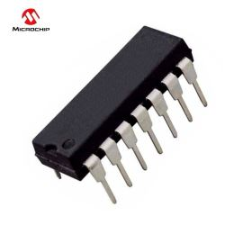 Mikroprocesor Microchip PIC16F676-I/P DIP14