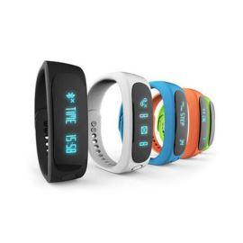 Fitness náramek OLED s Bluetooth modrý FT02