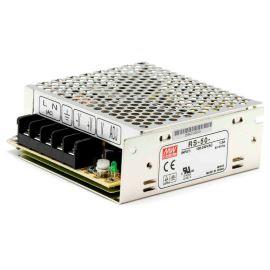 Průmyslový napájecí zdroj 50W 24V/2.2A Mean Well RS-50-24