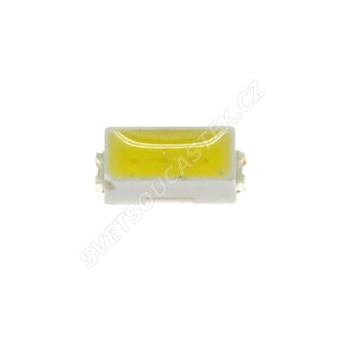 LED SMD PLCC-3014 teplá bílá 4650mcd/120° Hebei PLCC3014-W3