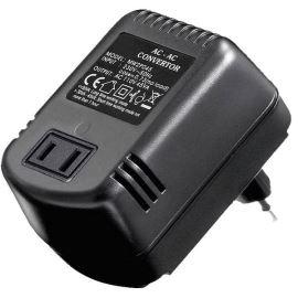 Měnič napětí 230V/110V pro spotřebiče USA do 45W Minwa MW2P045