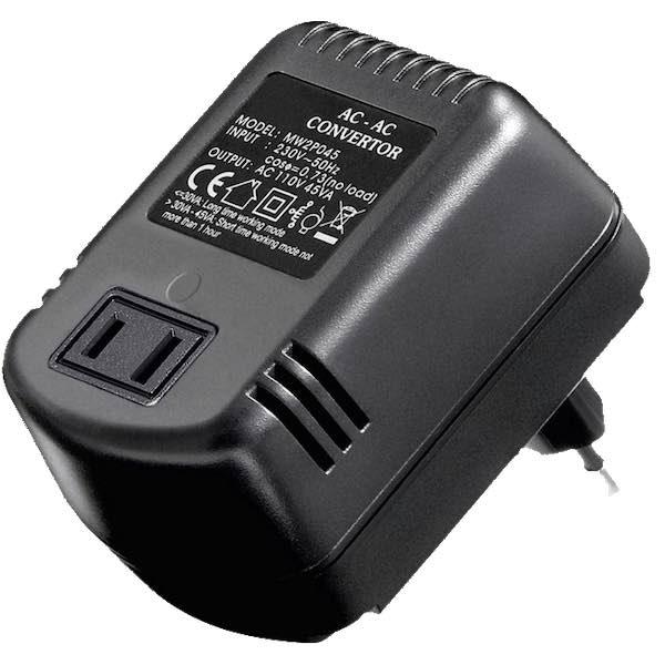Minwa MW2P045 230V/110V 45W