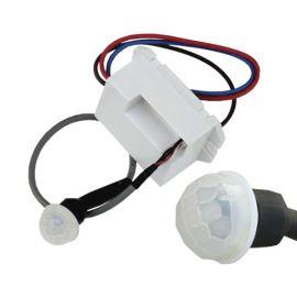 PIR senzor (pohybové čidlo) NANO bílá barva ST24