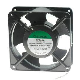 Ventilátor 120x120x38mm 230V AC/140mA 44dB SUNON DP200A-2123XSL