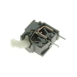Svorkovnice s tlačítkem do DPS šedá 250V/16A WAGO 255-401