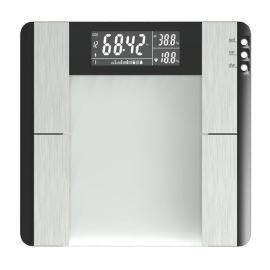 Digitální osobní váha stříbrná GETI SP1050