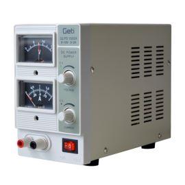 Zdroj laboratórne Geti GLPS 1502 0-15V / 0-2A
