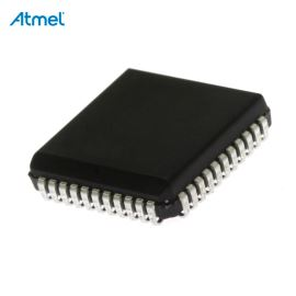 8-Bit MCU ISP 2.7-5.5V 16K-Flash 60MHz PLCC44 Atmel AT89C51RB2-SLSUM