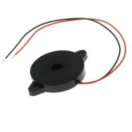 Piezoelektrický měnič 75dB 10VAC 5mA 2.5Hz BeStar BPT3012H5.5W150-01