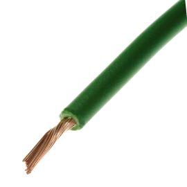Jednožilový vodič lanko 1x2.5mm zelený H07V-K (LgY, CYA) 450/750V