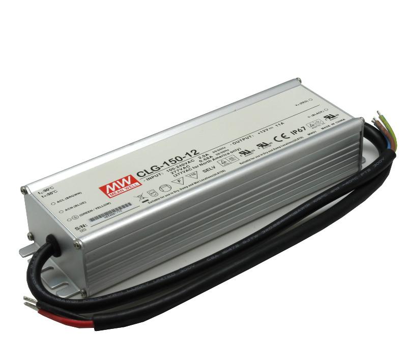 Mean Well Napájecí zdroj pro LED pásky Mean Well CLG-150-12