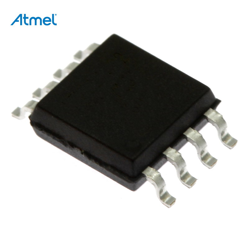 Levně 8-bit mcu avr 2.7-5.5v 4kb flash 20mhz so8-w atmel attiny45-20su